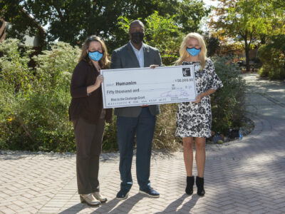 Humanim Receives Howard County Rise to the Challenge Grant