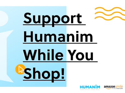 Support Humanim While You Shop on Prime Day 2020