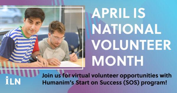 ILN VolunteerMonth FB 600x315