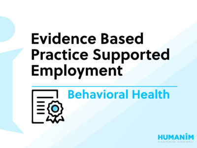 February Program Spotlight: Evidence Based Practice Supported Employment