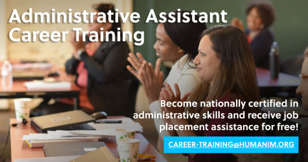800 Admin Assistant Career Training 2021 FB2 600x315
