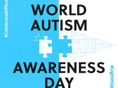 April is Autism Acceptance Month