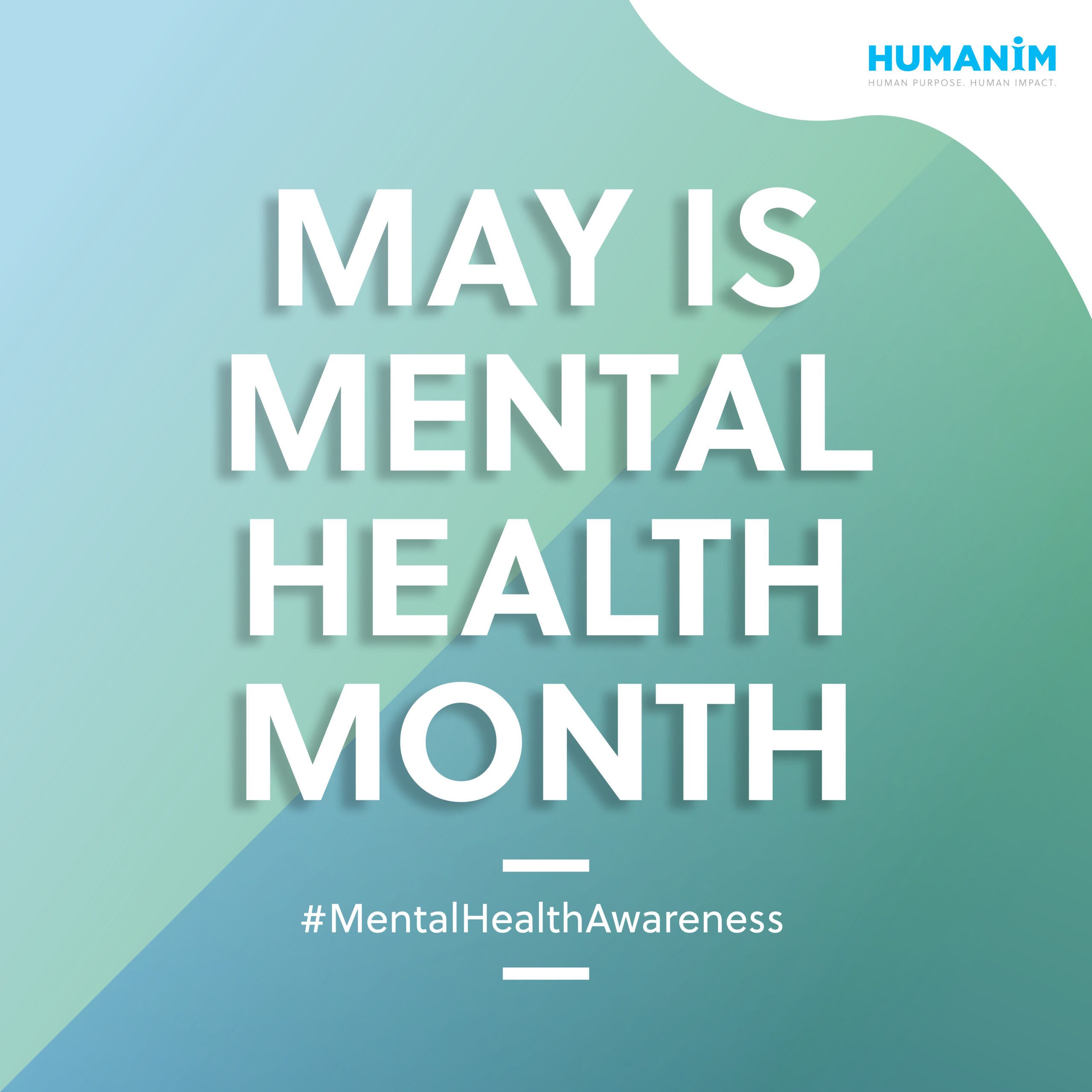 May is Mental Health Month 2021