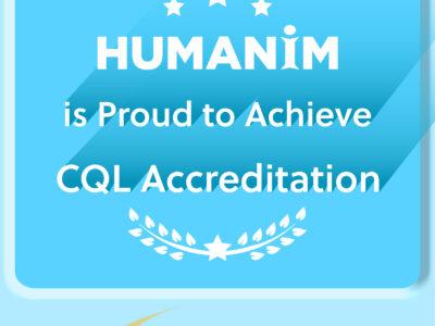 Humanim Receives Quality Assurances CQL Accreditation