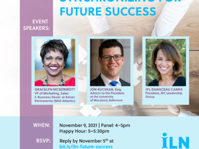 Impact Leaders Network Event: Synchronizing for Future Success